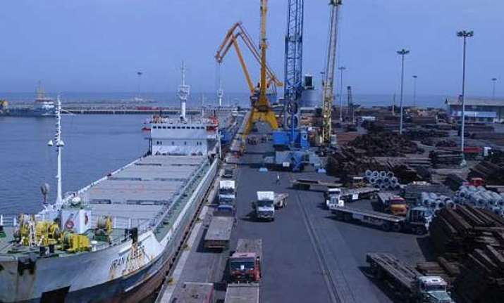 india iran strategic chabahar port to be operational by