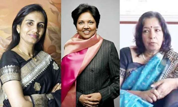 three indians indra shikha chanda make it to forbes 100