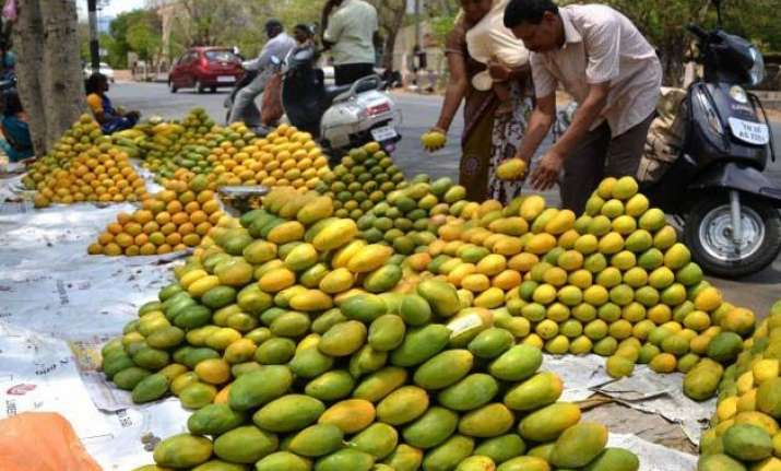 after unseasonal rains aam set to be a vip this season