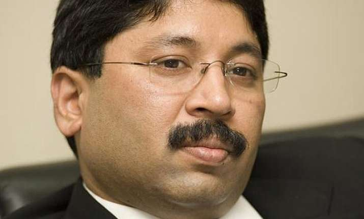dayanidhi maran questioned by cbi for 7 hours for 2nd day
