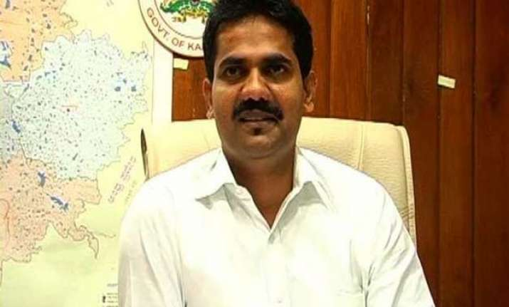 ias officer s death centre ready for cbi probe if karnataka