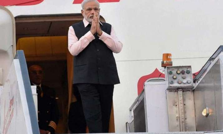 pm modi to begin central asian countries tour from today 6