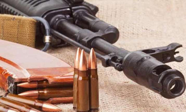 constable injured as bullet misfires from own service rifle