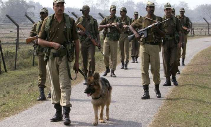 bsf convoy attacked in shillong 3 injured