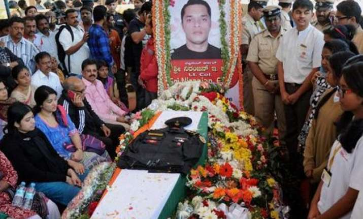 kerala man arrested for insulting pathankot martyr lt col