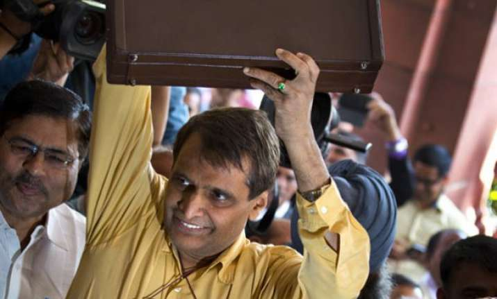 rail budget delhi s ring railway to be revived
