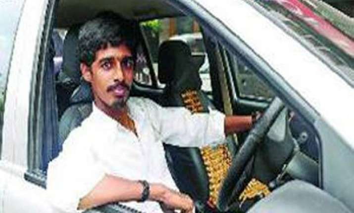 making ends meet night shift techie works as cab driver