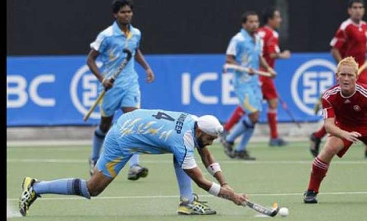 asiad india pak hockey encounter on saturday