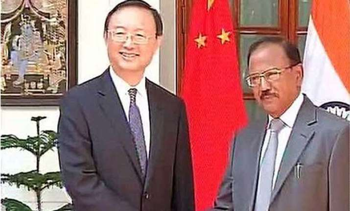 india china special representatives hold border talks in