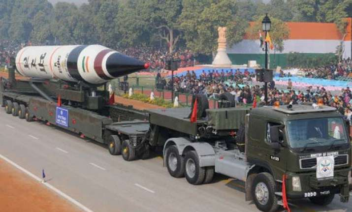 regular missile tests maintain india pakistan status quo