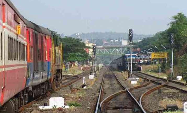 work of double track in konkan railways to begin soon prabhu