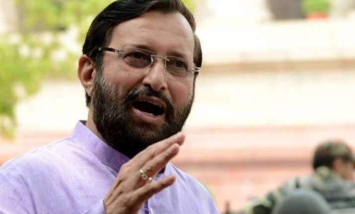 centre will soften redefine environmental norms javadekar
