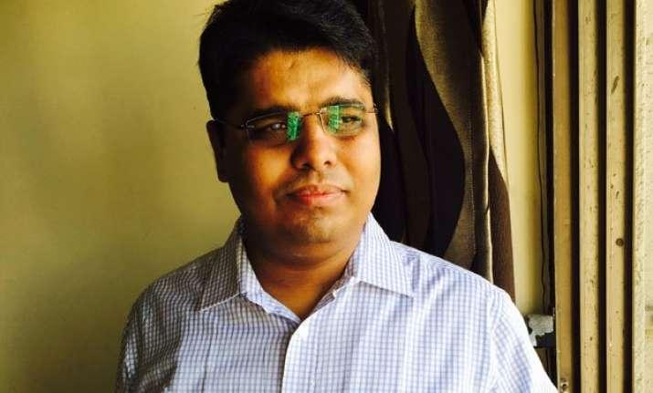 story of rahul g. kelapure who turned his disability into