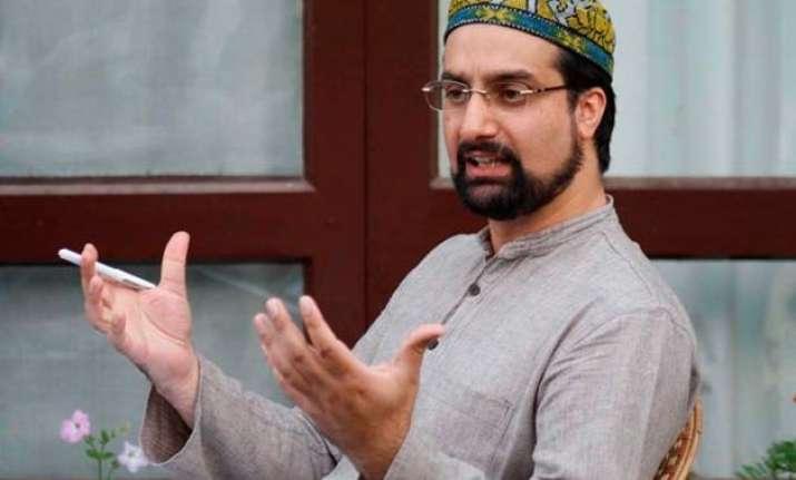 hurriyat leader mirwaiz to attend pakistan day function in