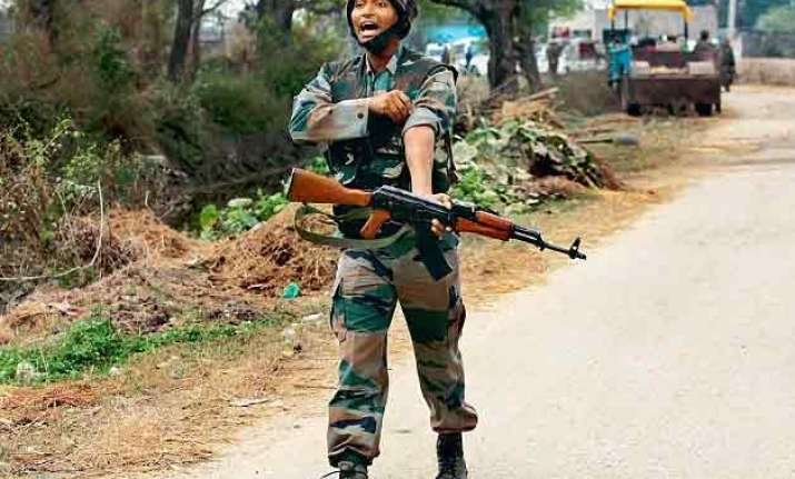 9 arrested 5 booked under psa for truck attack in jk