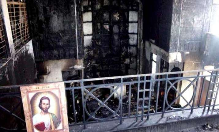 shameful attacks on christians sends the world wrong message