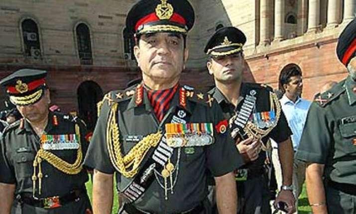 former army chief gen kapoor seeks meeting with antony