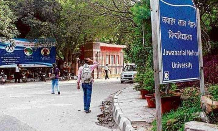 jnu dalit scholar threatens suicide demands extension of