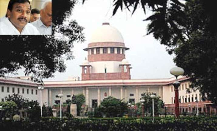 plea to prosecute raja misconceived govt tells supreme court