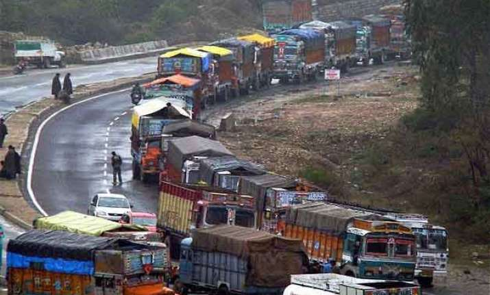 jammu srinagar national highway closed for fifth