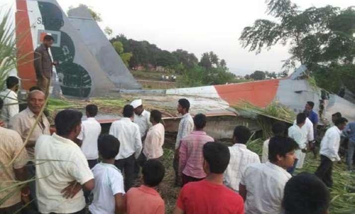 iaf s sukhoi crashes near pune