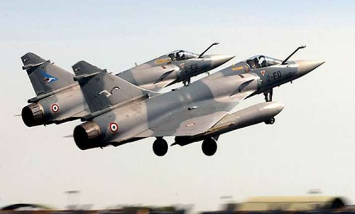 india approves 2.4 billion deal for upgrading french mirage