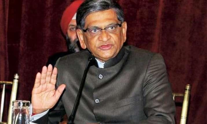 india pak ministerial talks on says krishna