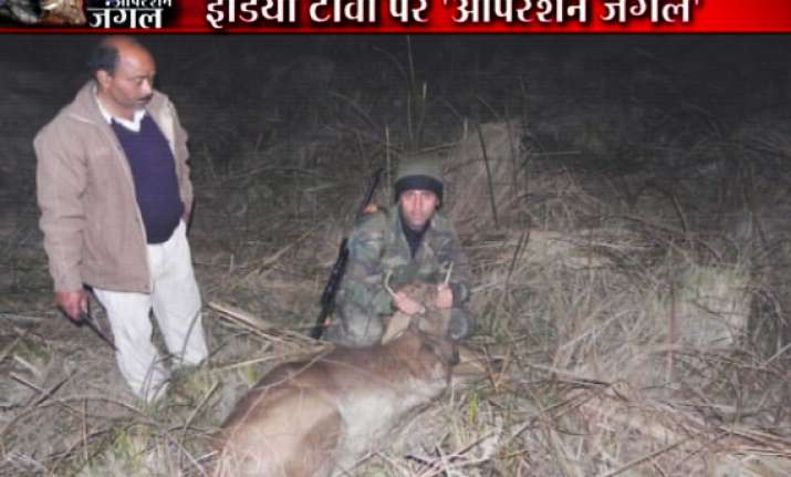 raids in up after india tv expose of national shooter