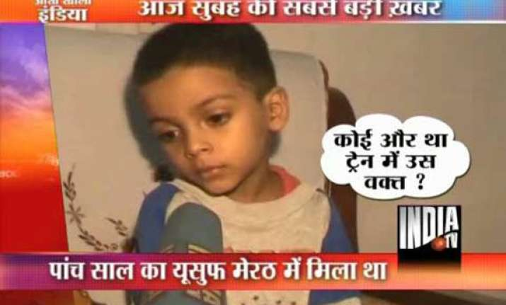 india tv reunites missing delhi boy with his family