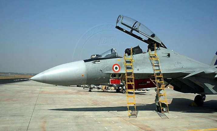 india in talks with russia to upgrade sukhoi combat jet