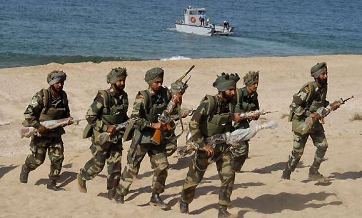 india mulls joint military exercises with china