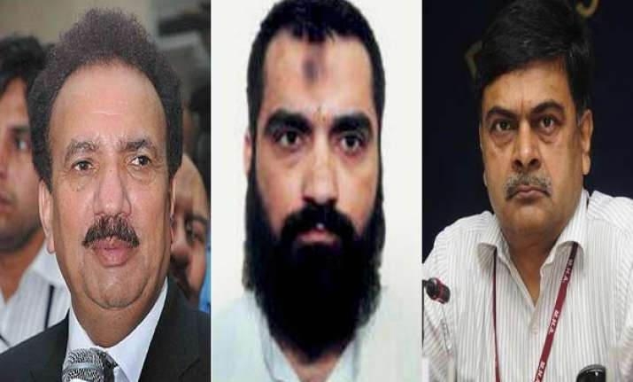 rehman malik says abu jundal was an indian agent india says