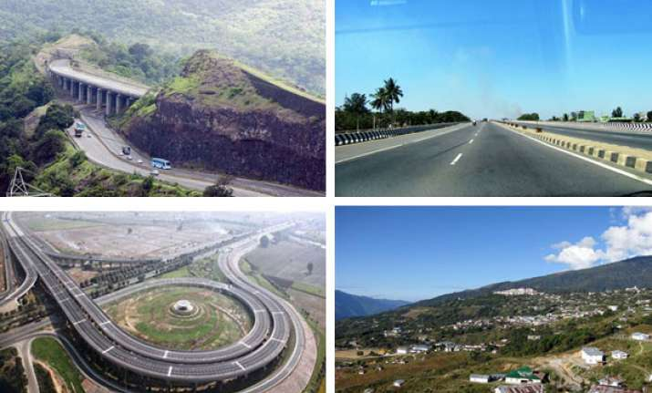 india s 7 most striking highways