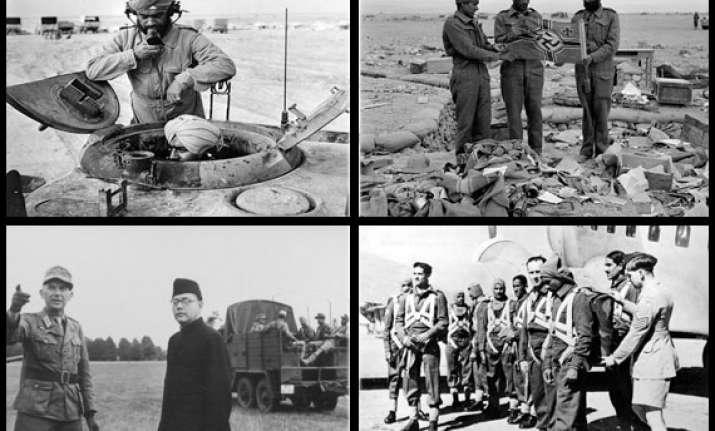 india s contribution to world war ii