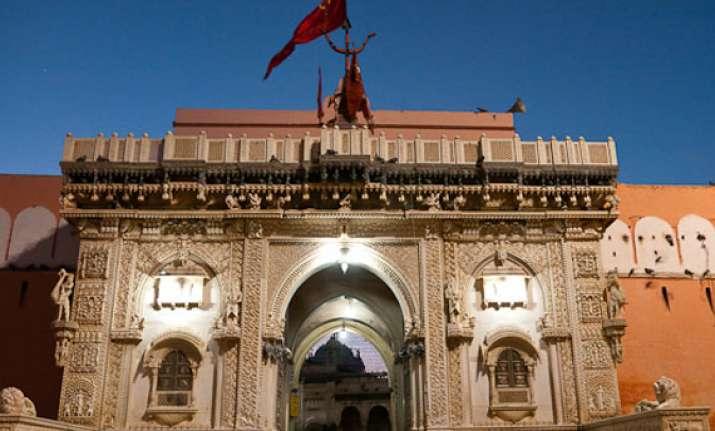 india s temple of rats karni mata temple
