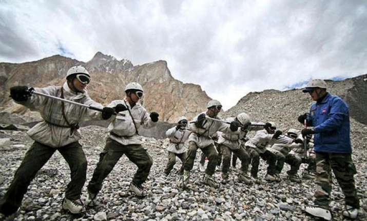 indian army raises new mountain strike corps against china