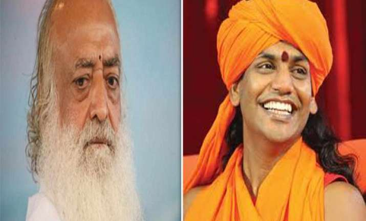 indian godmen and their involvement in sex scandal
