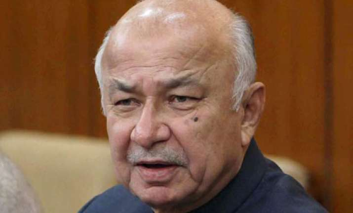 indian mujahideen almost finished says shinde