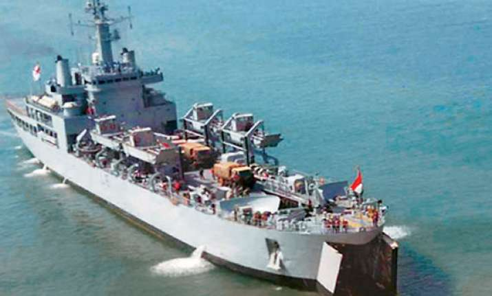 indian navy removes ins airavat captain for mishap