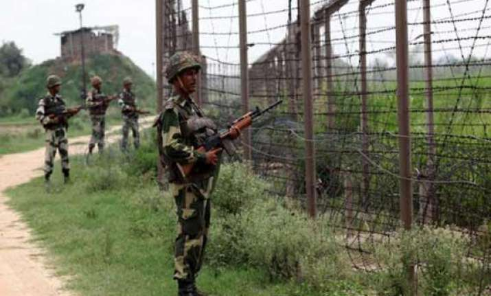 indian army giving befitting reply to ceasefire violations