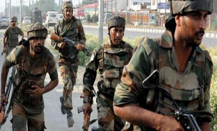 indian soldier dies in pakistan firing