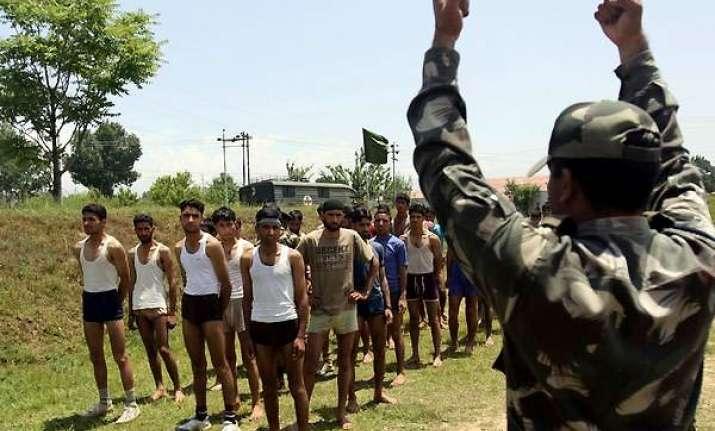 indian army begins mega exercise in rajasthan desert
