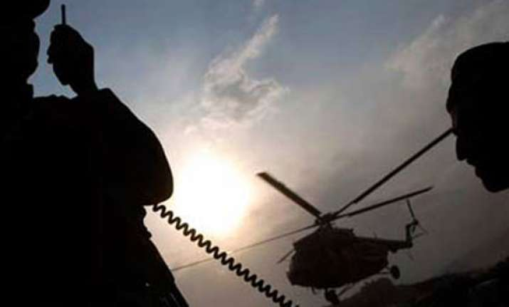 indian army chopper strays into pak airspace released
