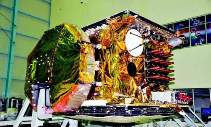 indian satellite gsat 8 successfully launched