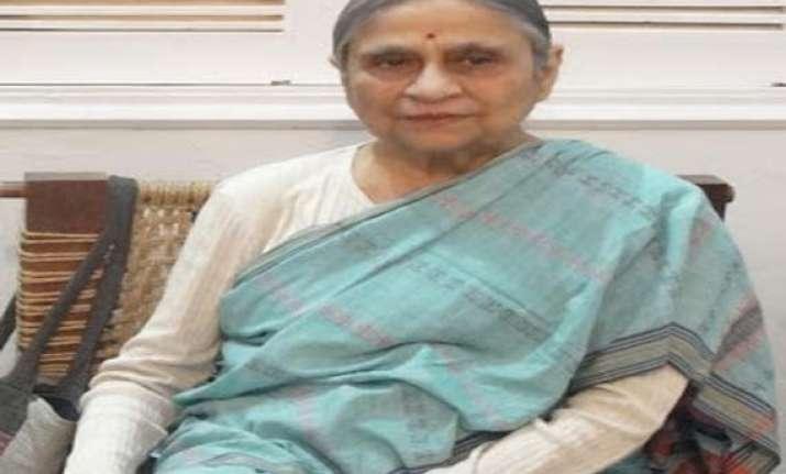 indira gandhi peace prize given to ela bhatt