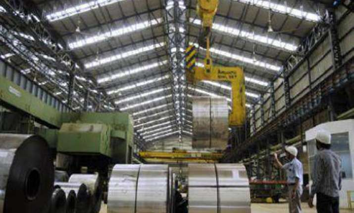industrial growth during april dec was 8.6 pc says economic