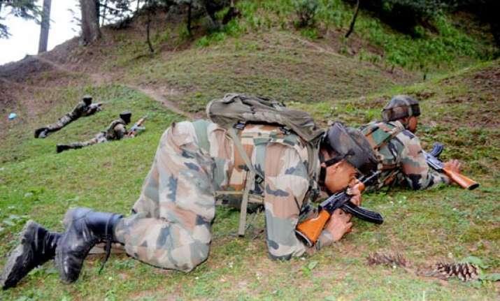 infiltration bid foiled in keran sector 4 militants killed