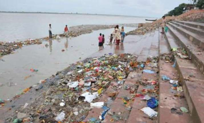 inspection ordered over ganga pollution in up