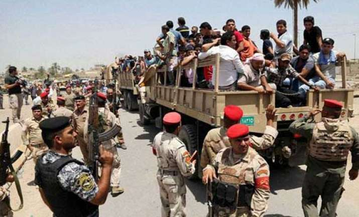 iraq crisis fate of 40 kidnapped indians in mosul unknown