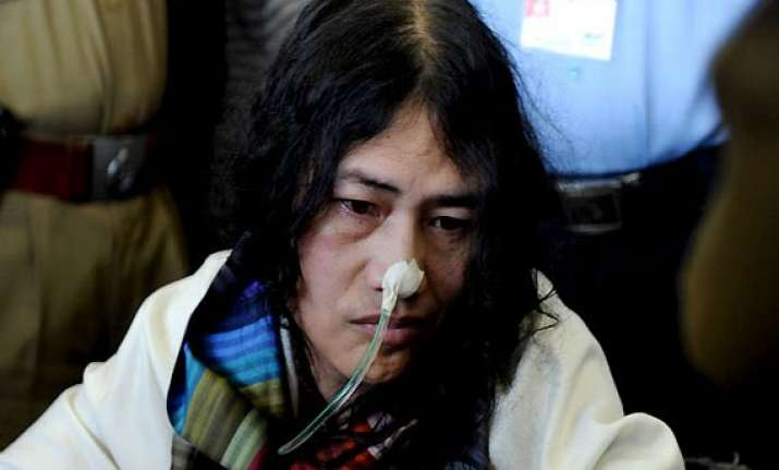 irom sharmila not allowed to vote in manipur